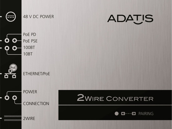 NEW: video door intercom converter by Adatis GmbH & Co. KG