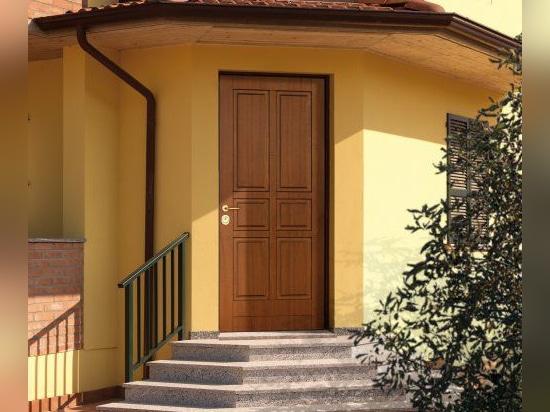 NEW: swing entry door by STEEL PROJECT