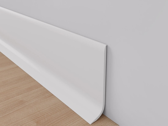 NEW: PVC baseboard by EMAC COMPLEMENTOS, S.L.