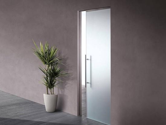 NEW: sliding door by SCRIGNO
