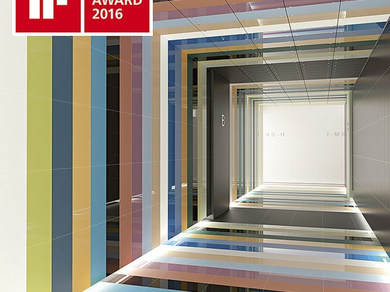REVIGRÉS DISTINGUISHED WITH THE iF DESIGN AWARD 2016