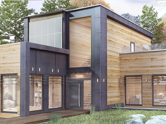 SUPREME S91:  The Supreme system for Passive Houses