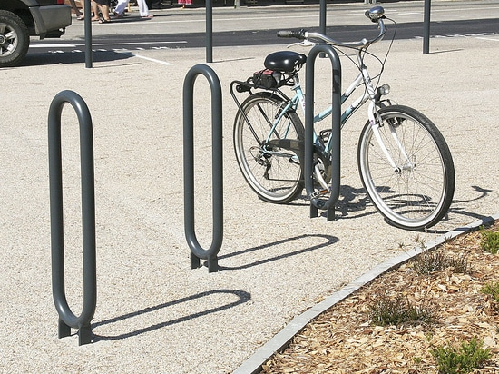 Bicycle stand STITCH vertical