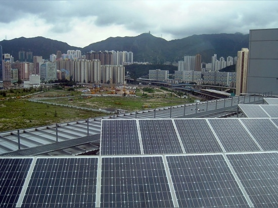 Cloudy Day Photovoltaics