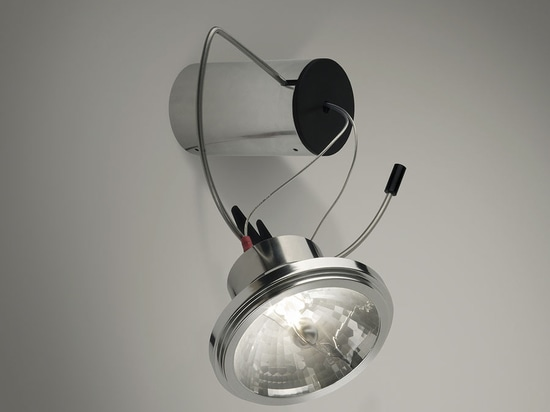NEW: wall-mounted spotlight by Buck d.o.o.
