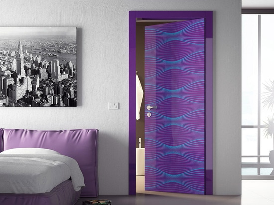 New : swinging door by Di.Bi. Porte Blindate