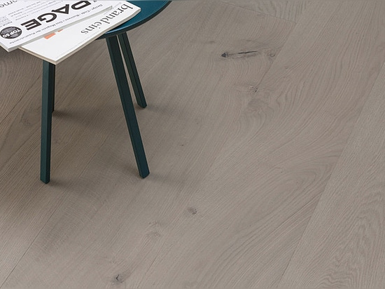 OAK Country brushed and graphite grey oiled