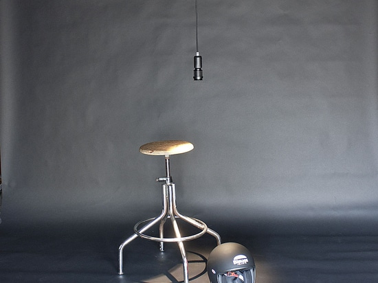Pendule - pendant light with stepless focusable LED light