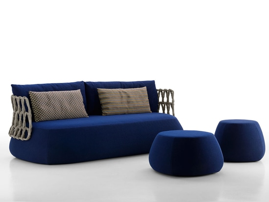 NEW: contemporary sofa by B&B Italia