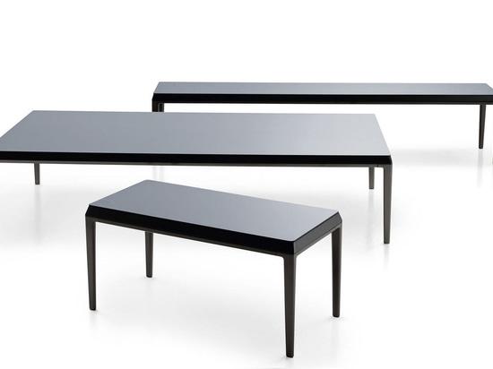 NEW: coffee table by B&B Italia