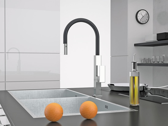 New kitchen mixers by Remer Rubinetterie