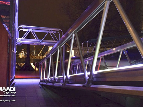 MAADI Group Opens New Pedestrian Bridge Manufacturing Facility