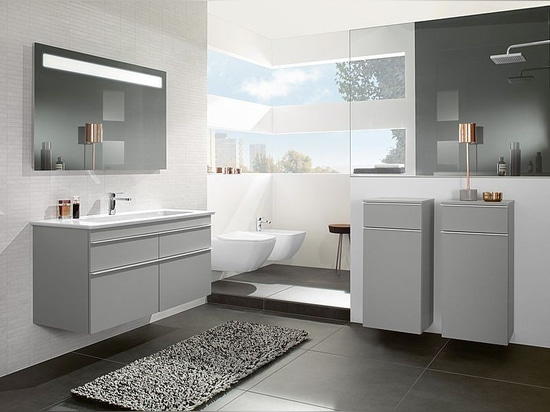 Perfect bathroom design – Harmony down to the last detail