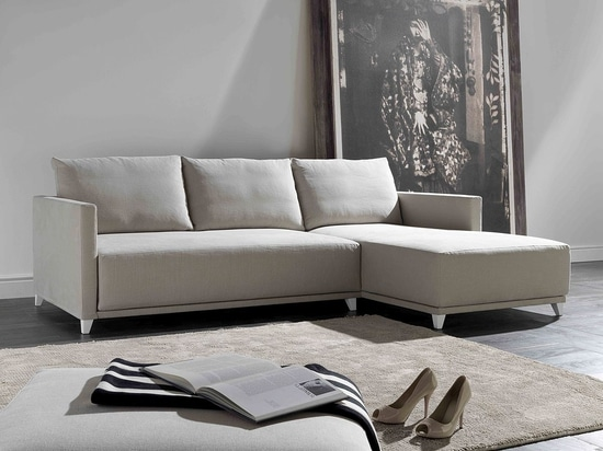 Modern sofa Noname, new arrival at home Santambrogio Sofas