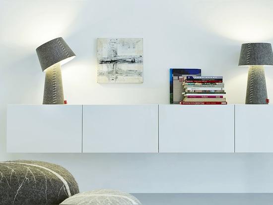 ALICE DESIGNER LAMP: LIGHT LOVES FELT