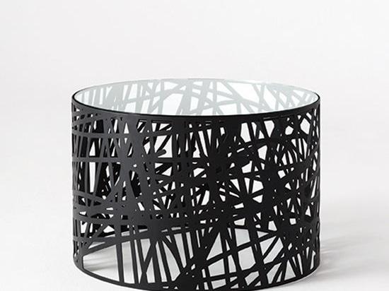NEW: coffee table by Nienkamper