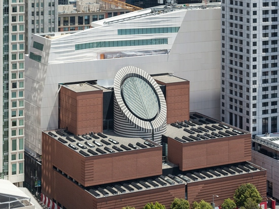 Botta's SFMOMA has been in the headlines in the lead-up to the opening of its new extension