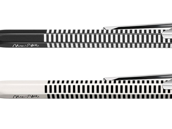 Botta has also put his stamp on the iconic Fixpencil tool for architects