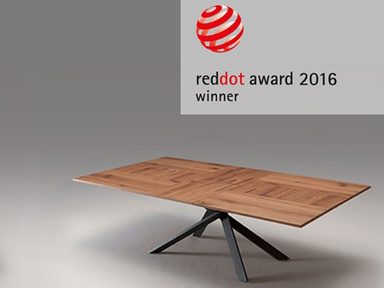 4x4 by Ozzio Winner of the Red Dot Design Award 2016