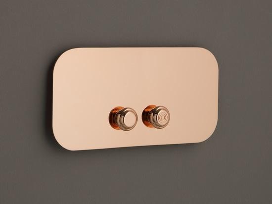 Luxury accessories for trendy bathrooms