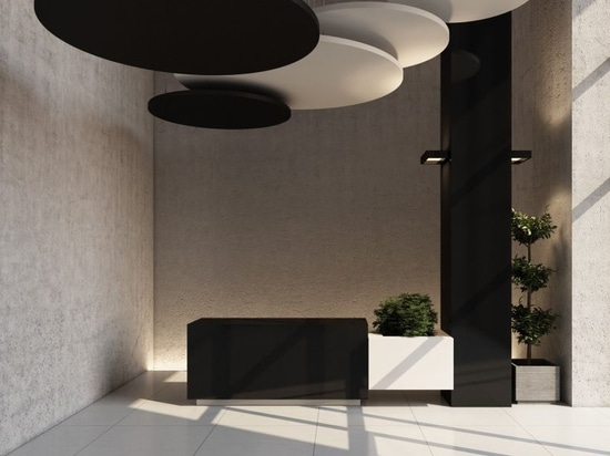NEW: Circles. Sustainable Ceiling Solutions for reverberation issues