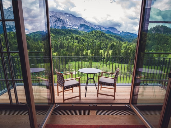 TRIBÙ CONTRIBUTES TO DISCREET LUXURY AT SCHLOSS ELMAU