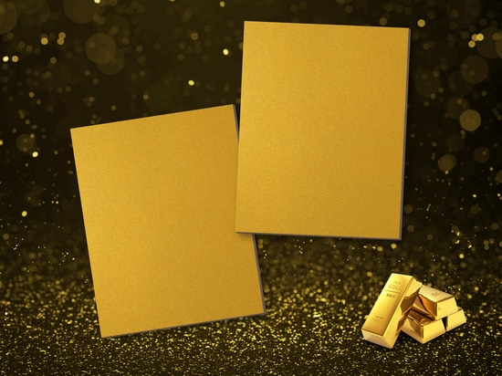 Specifiers go for gold with new ROCKPANEL Metallics design