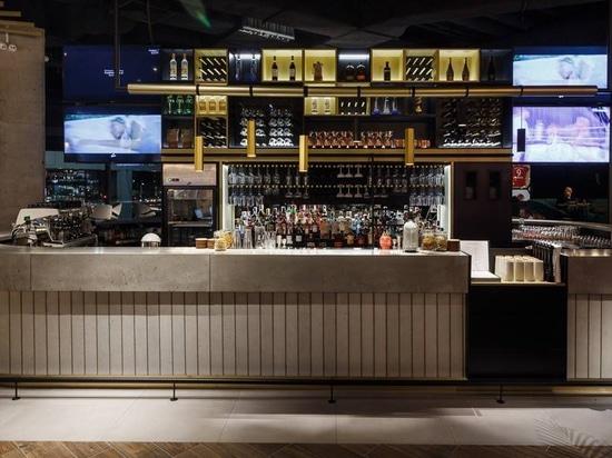 Bespoke furniture production for restaurant