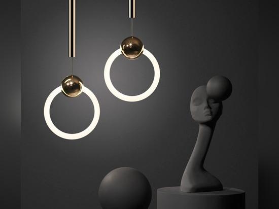 Ring Lights. Main image: Hanging Hoop chair