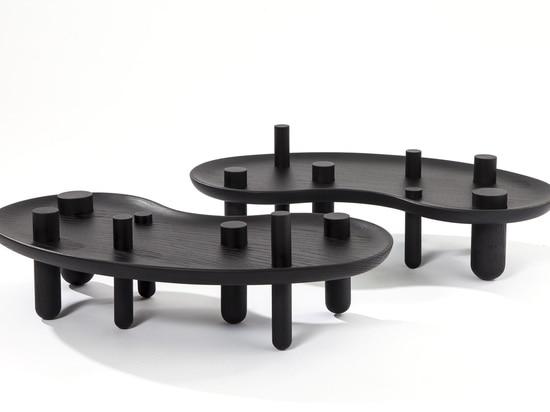 Jaime Hayón designs furniture based on Le Corbusier architecture