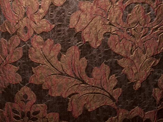Sophisticated, exclusive elegance: Decobel silk damasks