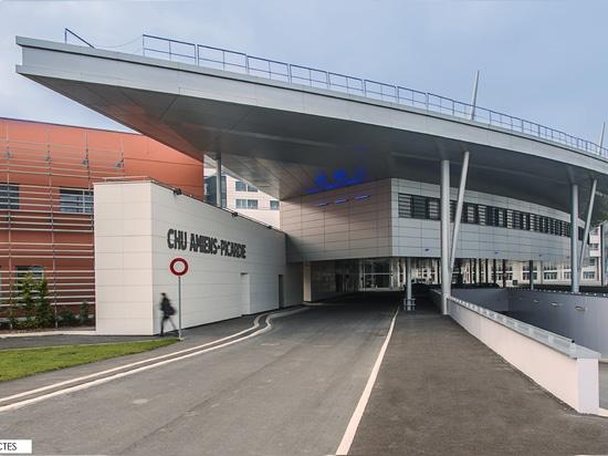 University Hospital of Amiens