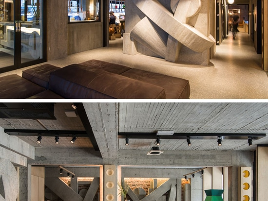 This Former Art School In Belgium Is Now A Hotel