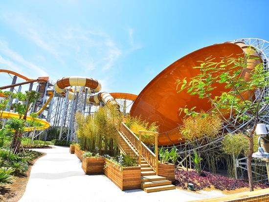 Legends of Aqua Waterpark Opens in Antalya, Turkey!