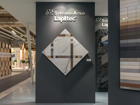 Lapitec at Marmomacc: the essence of nature and new technologies
