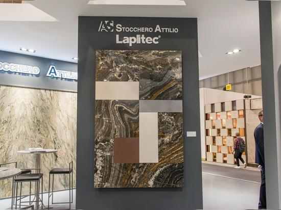 Lapitec at Marmomacc 2016