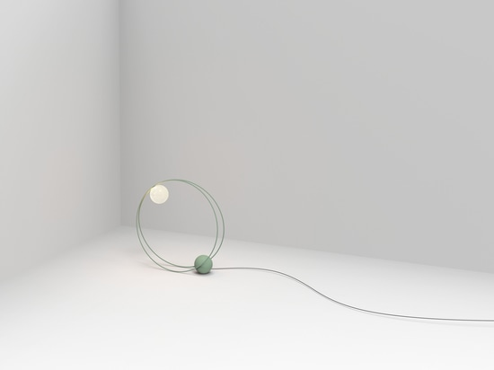 Michael Anastassiades ventures into colour with new minimalist lighting collection