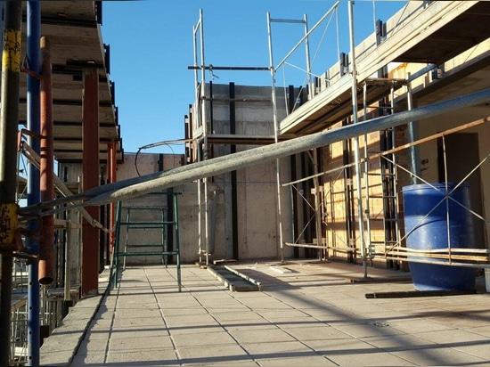 Ventilated facades, quality assurance