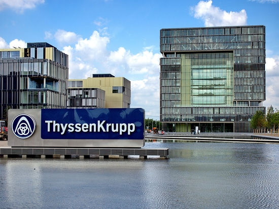 ThyssenKrupp AG, Essen, Germany