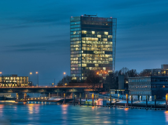 Weser Tower, Bremen, Germany