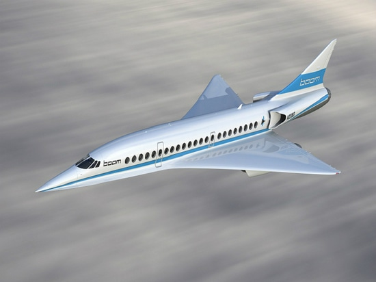 Next-gen Supersonic Planes
