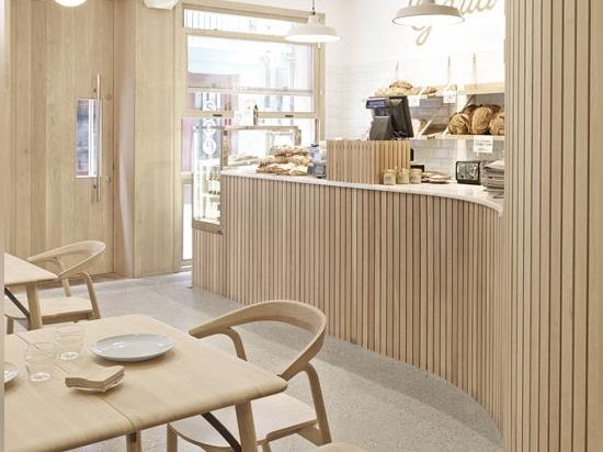 Alki Furniture In A Bakery
