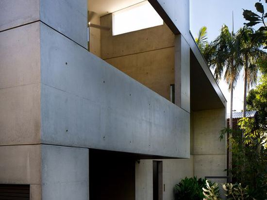 Concrete Beach House
