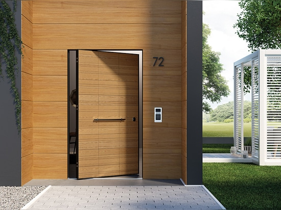Di.Big pivot security door online free configurator