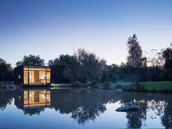 Reconnect with nature in this gorgeous retreat built for slow living