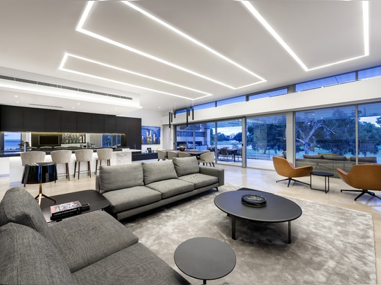 liniLED® project - Signature Custom Homes, Perth (WA)