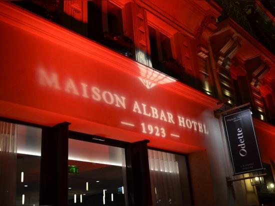 Beau&Bien and Maison Albar