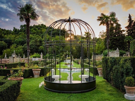 Sirio Gazebo  bird cage