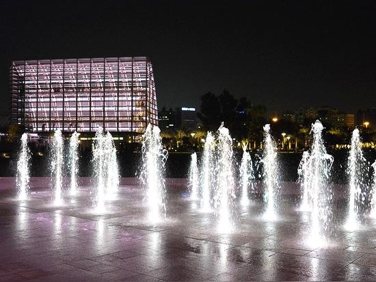 Mother of the Nation Park, Abu Dhabi, United Arab Emirates