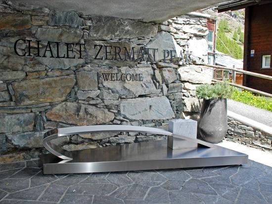 Palmar arredi @ Chalet Zermatt Peak